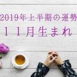 2019年上半期の運勢11月 恒星占星術|365日誕生日占い.net[無料占い]